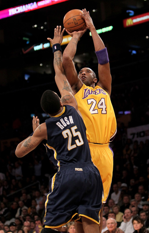 Free Throws Help Heal Kobe's Ailing Shot In Lakers' Rout | But The ...
