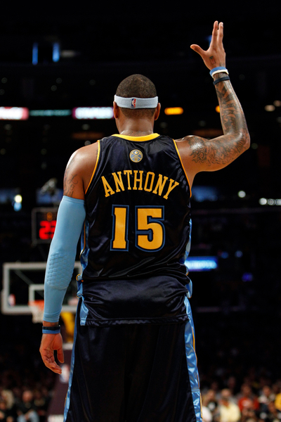 New york knicks acquire carmelo anthony but nuggets steal the deal carmelo voltagebd Choice Image